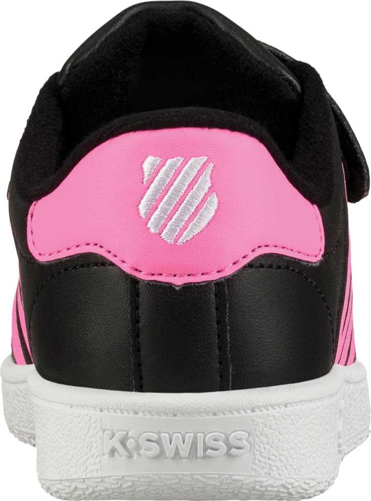 Children's K-Swiss Classic VN Adjustable Strap Sneaker, , large, image 4