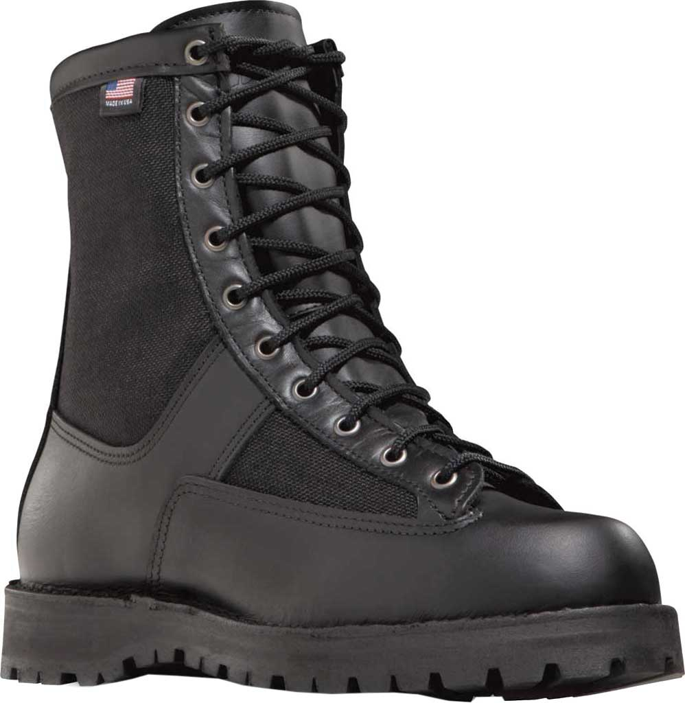 Men's Danner Acadia Steel Toe 8, Black, large, image 1