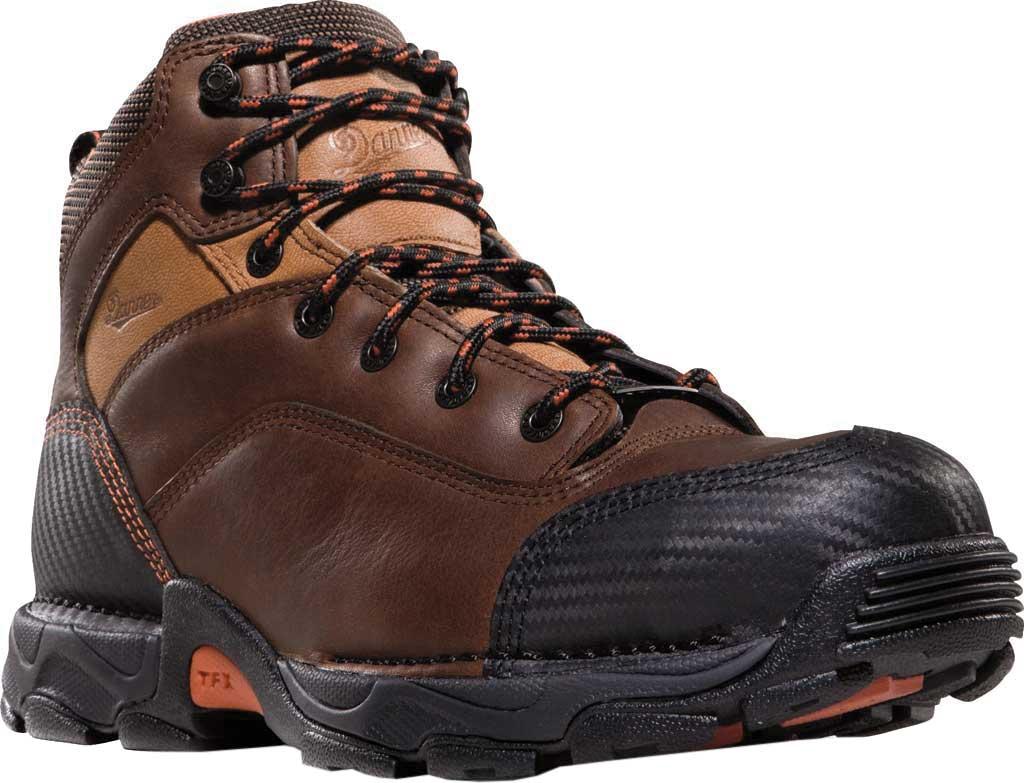"""Men's Danner Corvallis GORE-TEX 5"""" Plain Toe, Brown, large, image 1"""