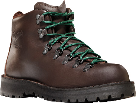 Women's Danner Mountain Light II, Brown Leather, large, image 1