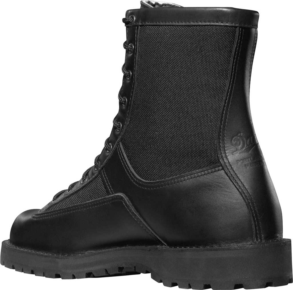 Women's Danner Acadia 200G, Black Nylon/Leather, large, image 2