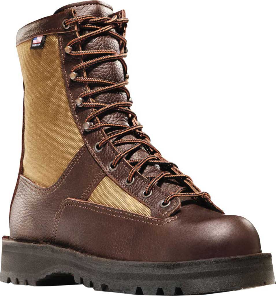 Men's Danner Sierra 200G, Brown Leather/Cordura, large, image 1