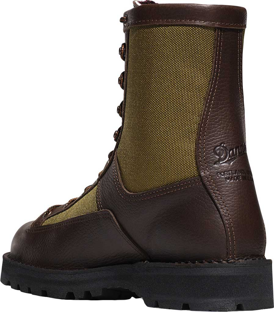 Men's Danner Sierra 200G, Brown Leather/Cordura, large, image 2