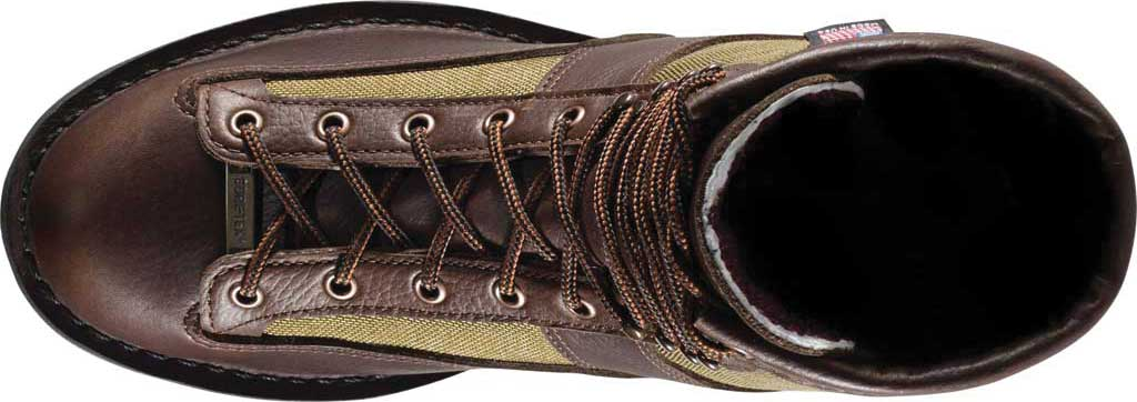 Men's Danner Sierra 200G, Brown Leather/Cordura, large, image 3