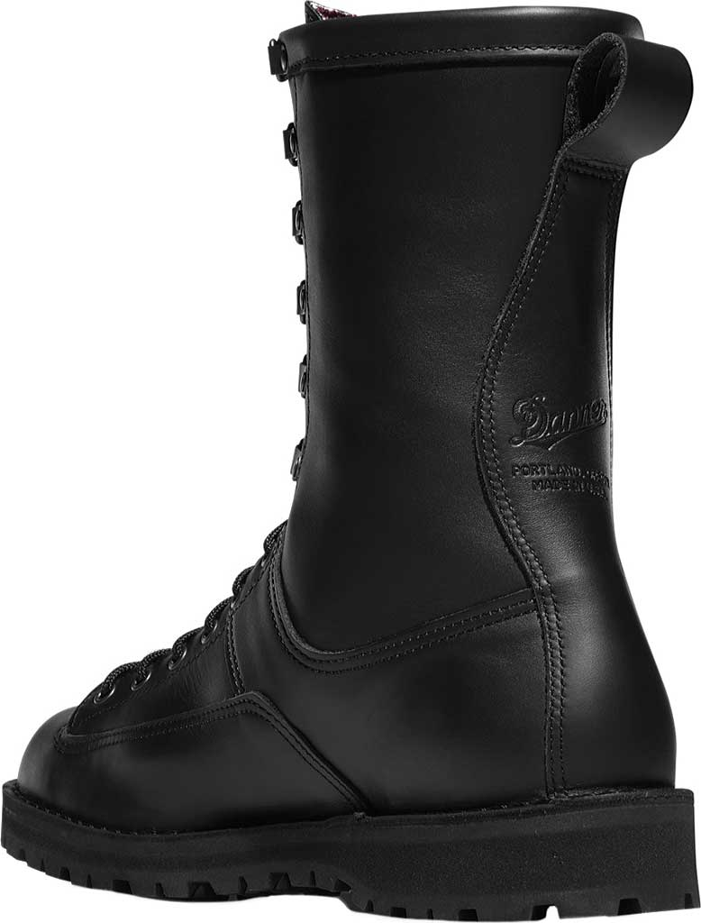 Women's Danner Fort Lewis, Black Leather, large, image 2