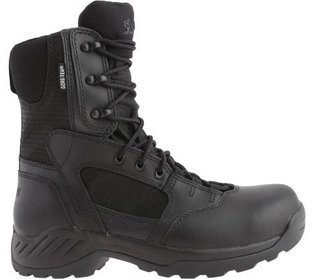 """Men's Danner Kinetic GORE-TEX 8"""", Black Full Grain Leather/Nylon, large, image 2"""