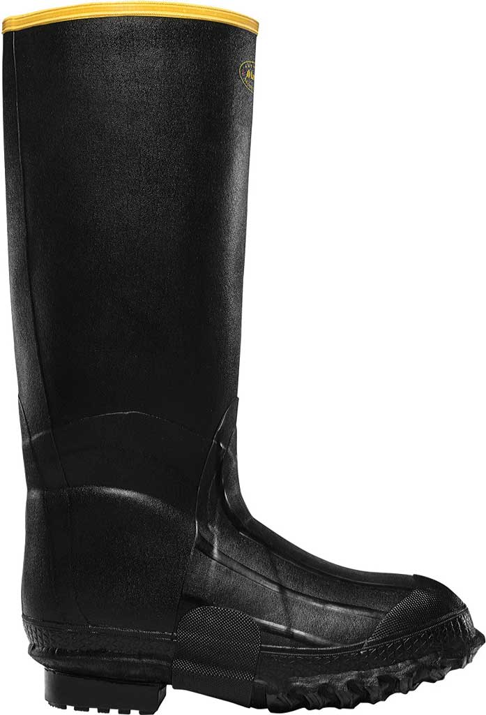"""Men's LaCrosse ZXT Knee Boot Insulated 16"""" 189010, Black, large, image 1"""