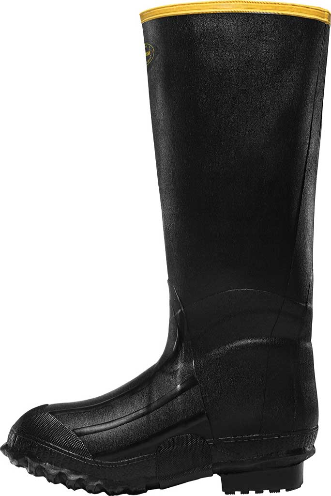 """Men's LaCrosse ZXT Knee Boot Insulated 16"""" 189010, Black, large, image 2"""