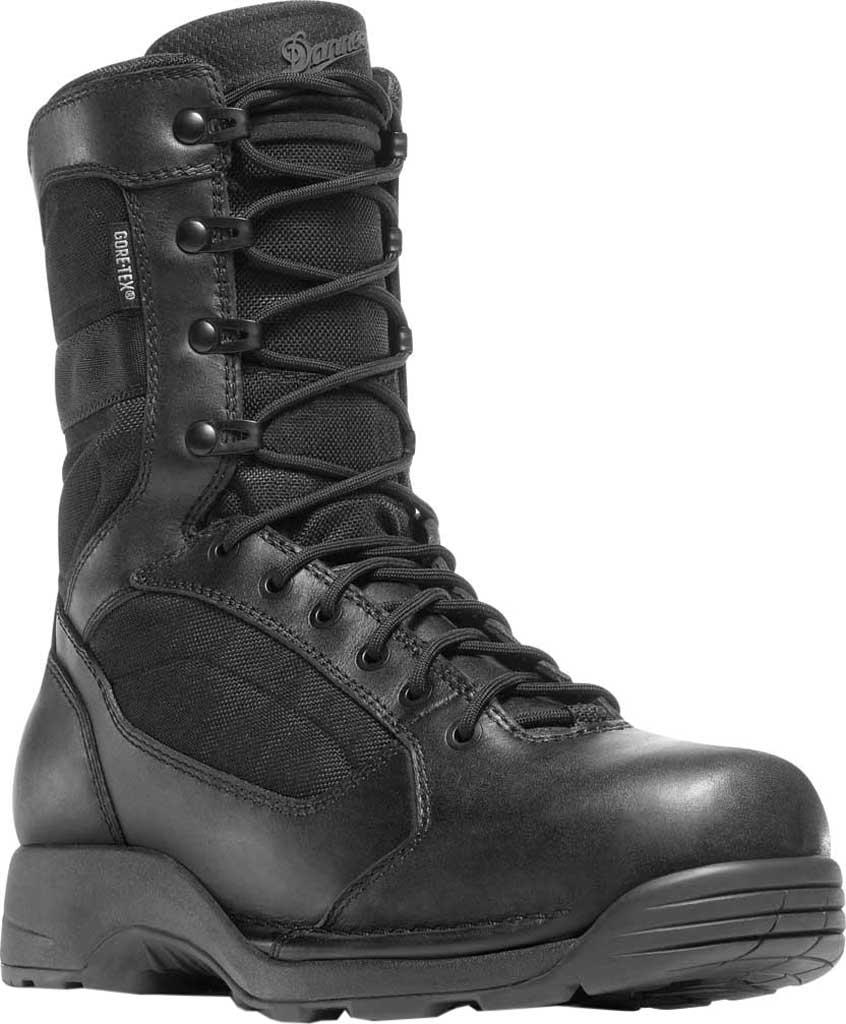 """Danner Striker Torrent Side-Zip GORE-TEX 8"""", Black Leather, large, image 1"""