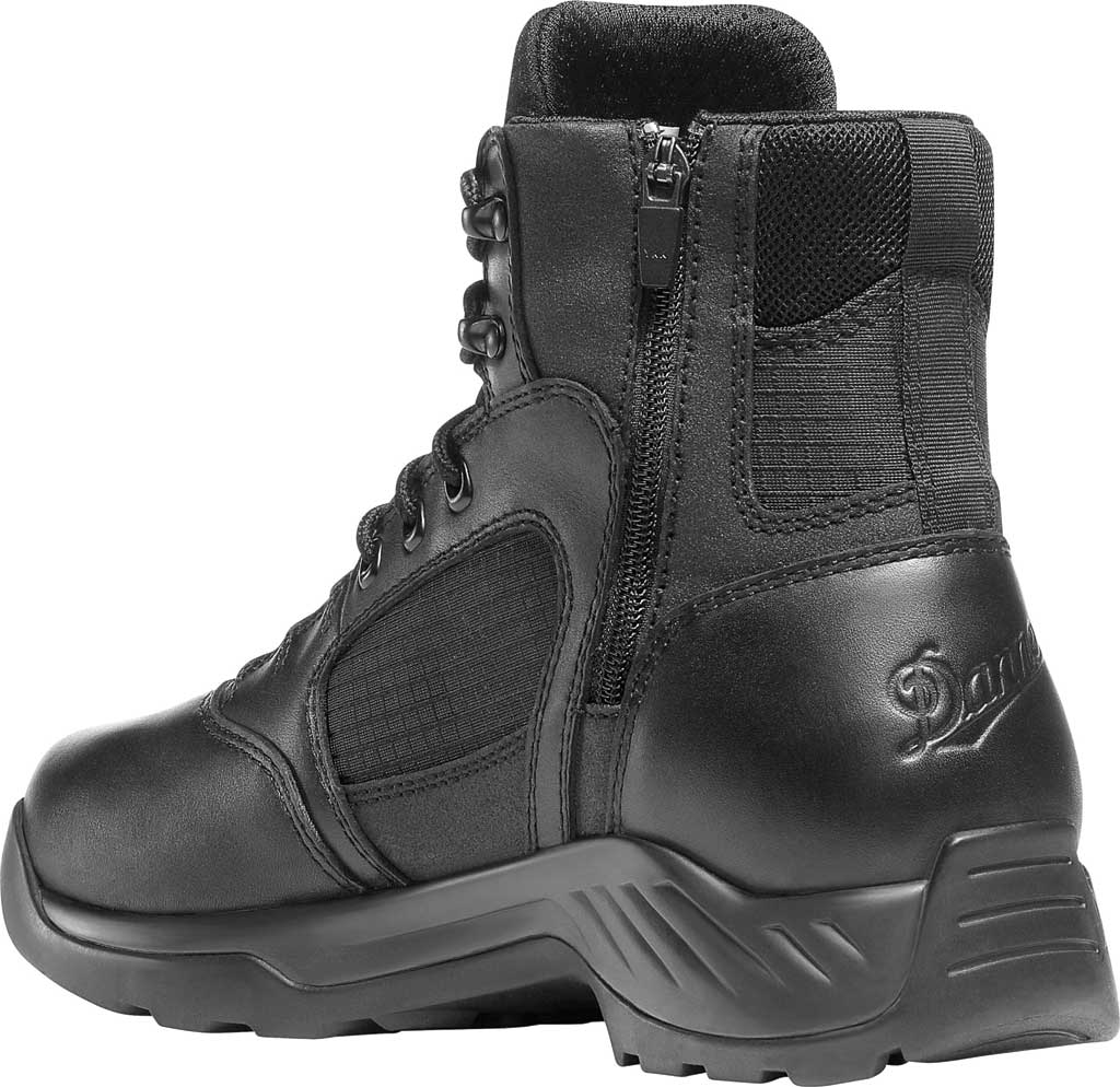 "Men's Danner Kinetic Side-Zip GORE-TEX 6"", Black Leather, large, image 2"