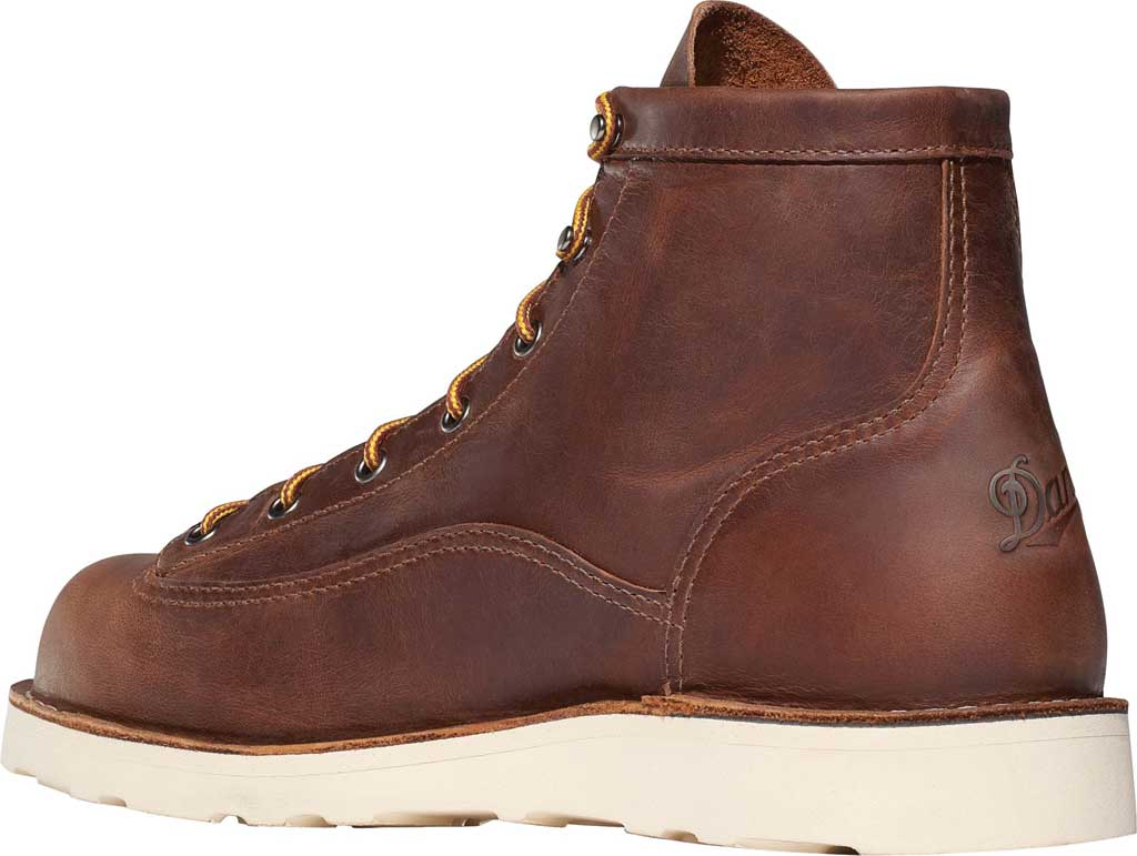 """Men's Danner Bull Run 6"""" Cristy, Brown Full Grain Leather, large, image 2"""