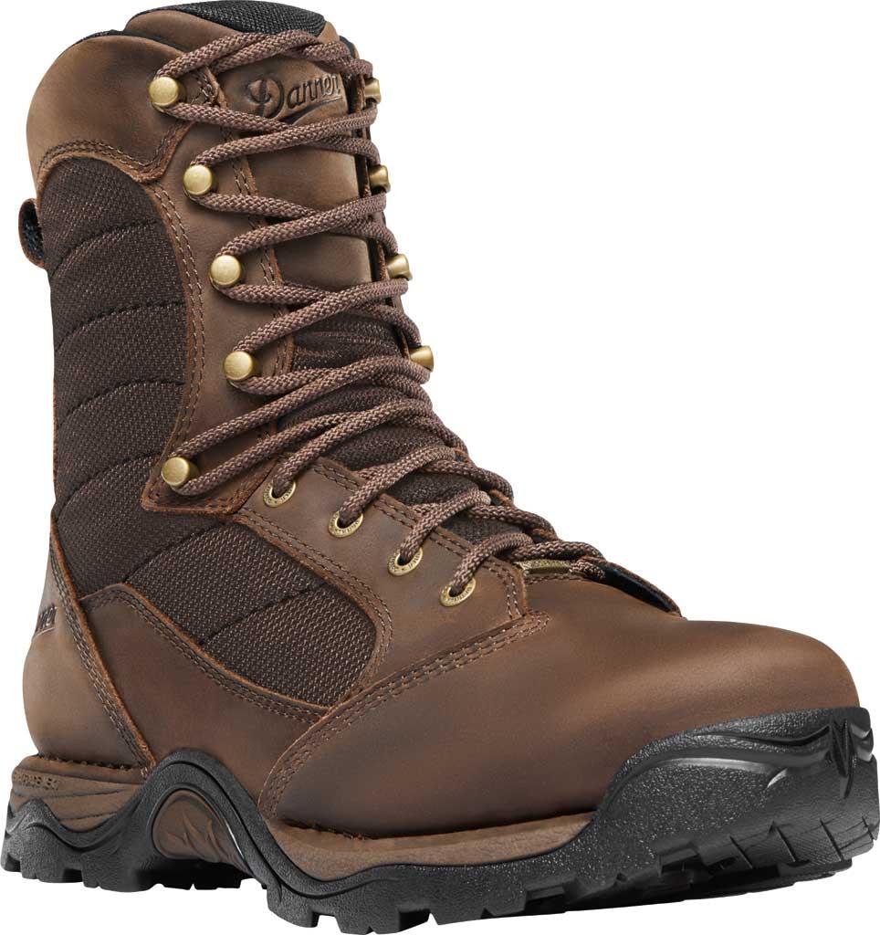 """Men's Danner Pronghorn 8"""", Brown Full Grain Leather/Nylon, large, image 1"""