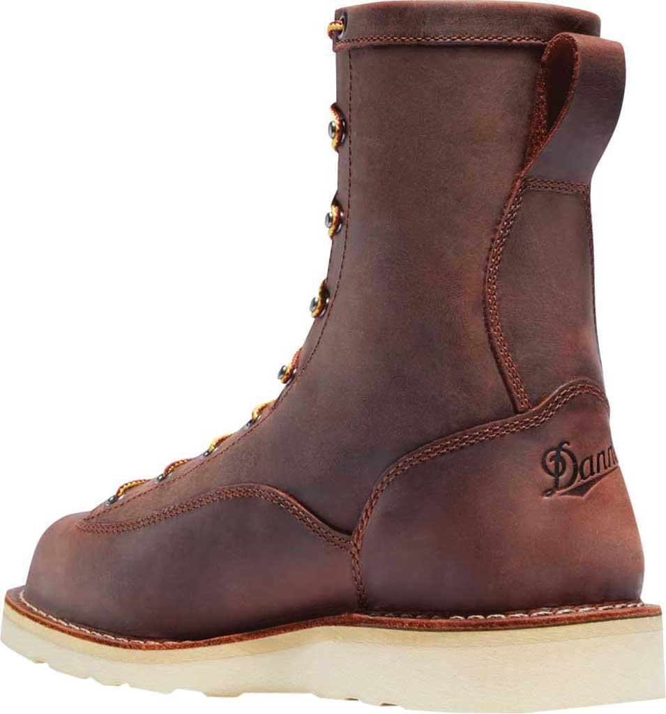 """Men's Danner Bull Run 8"""" Cristy, Brown Full Grain Leather, large, image 3"""