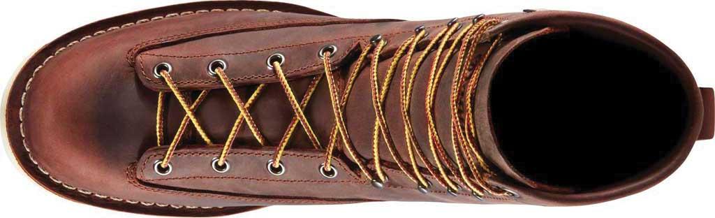 """Men's Danner Bull Run 8"""" Cristy, Brown Full Grain Leather, large, image 4"""
