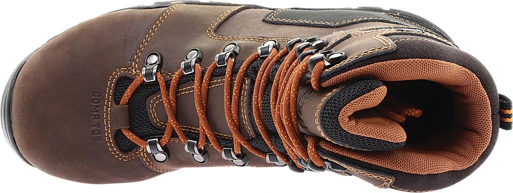 "Men's Danner Vicious 8"" Non Metallic Toe Boot, Brown Leather, large, image 5"