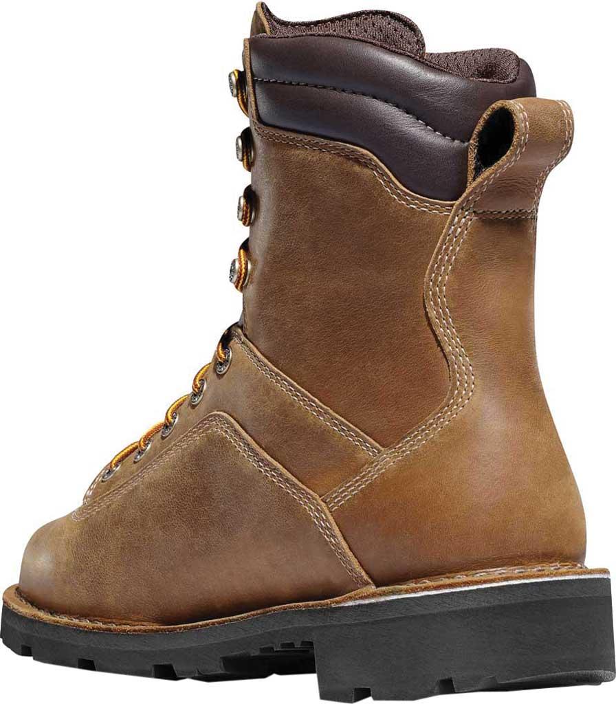 "Men's Danner Quarry USA 8"" 400G, Distressed Brown, large, image 3"