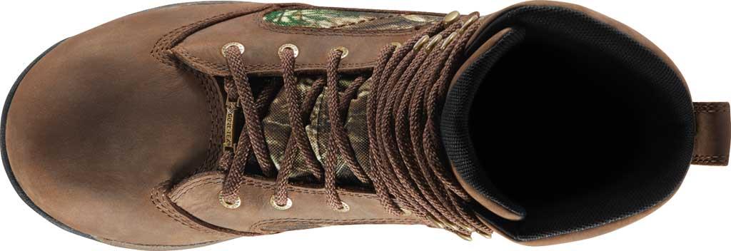 """Men's Danner Pronghorn 8"""" 1200G, Realtree Edge Full Grain Leather/Nylon, large, image 4"""
