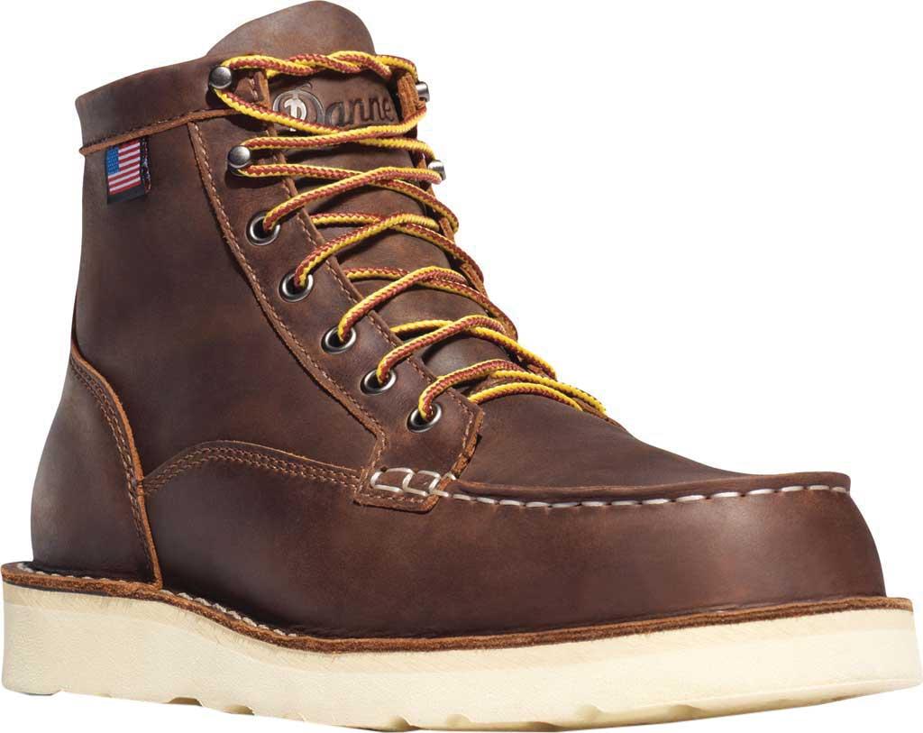 "Men's Danner Bull Run Moc Toe 6"" Cristy Steel Toe Boot, , large, image 1"
