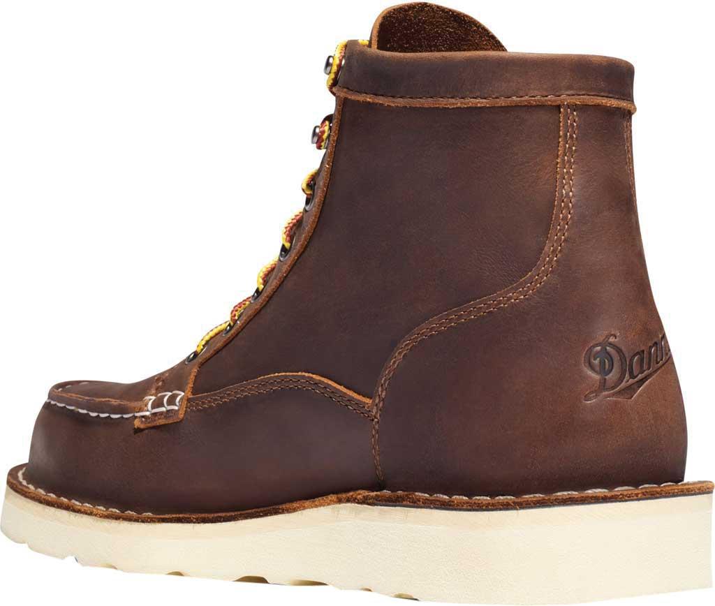 "Men's Danner Bull Run Moc Toe 6"" Cristy Steel Toe Boot, , large, image 2"