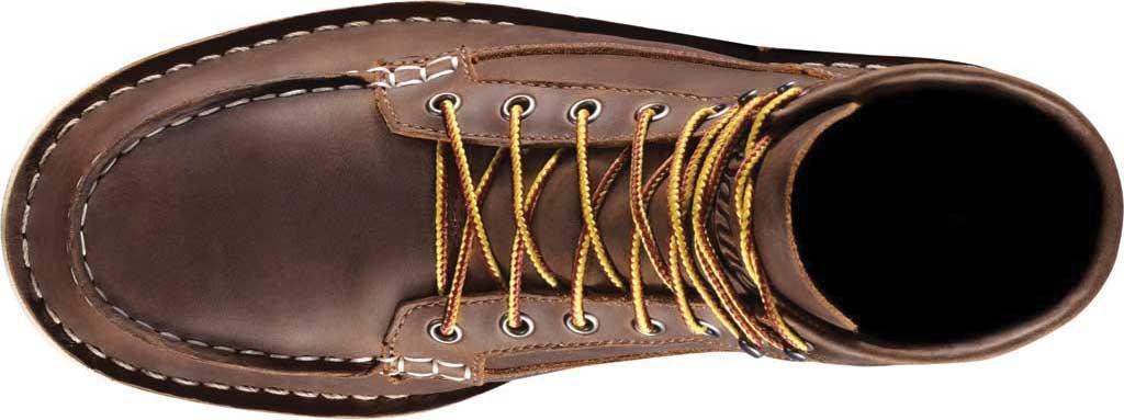 "Men's Danner Bull Run Moc Toe 6"" Cristy Steel Toe Boot, , large, image 3"