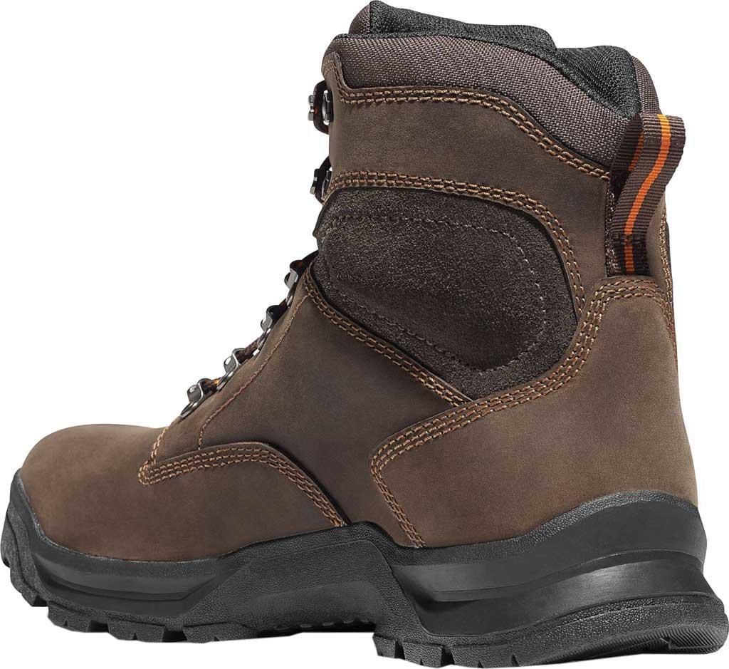"Men's Danner Crafter 6"" Non Metallic Toe Boot, Brown Nubuck, large, image 2"
