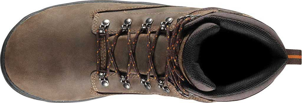 "Men's Danner Crafter 6"" Non Metallic Toe Boot, Brown Nubuck, large, image 3"