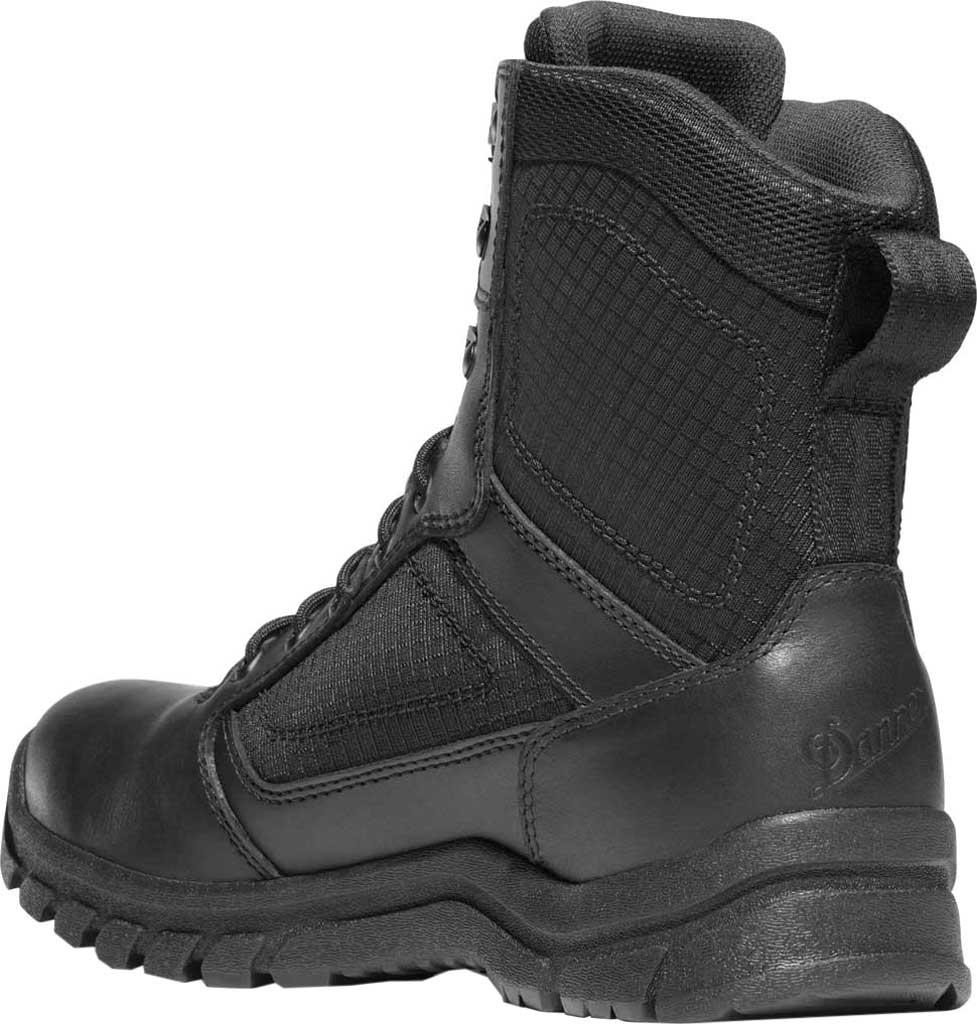 "Men's Danner Lookout 8"", Black Full Grain Leather, large, image 2"