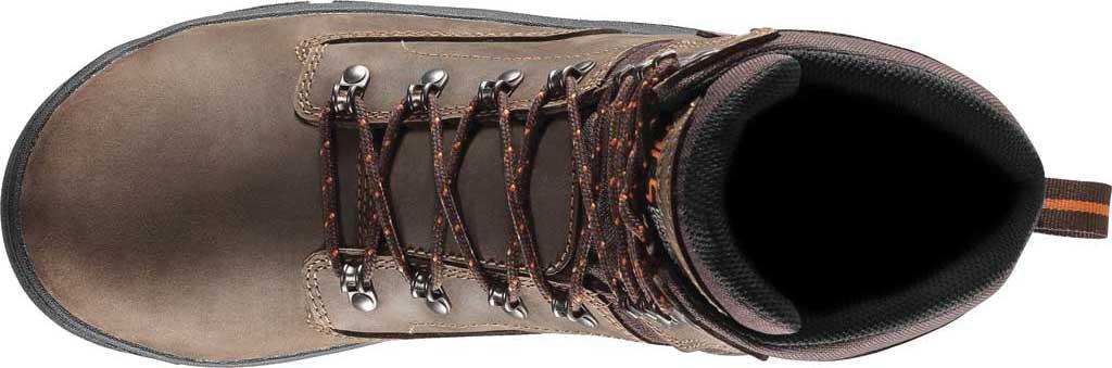 "Men's Danner Crafter 8"" Non Metallic Toe Boot, Brown Nubuck, large, image 3"
