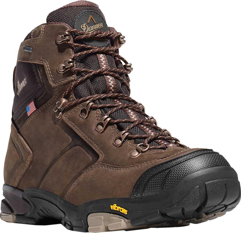 """Men's Danner Mt. Adams 4.5"""" Boot, Brown Full Grain Leather/Nylon, large, image 1"""