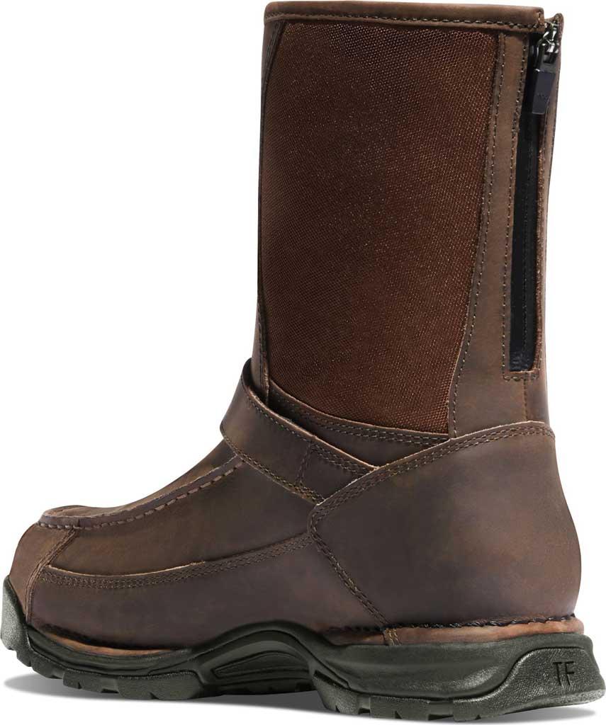 "Men's Danner Sharptail Rear-Zip GORE-TEX 10"" Boot, Brown Full Grain Leather/Nylon, large, image 3"