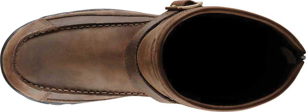 "Men's Danner Sharptail Rear-Zip GORE-TEX 10"" Boot, Brown Full Grain Leather/Nylon, large, image 4"