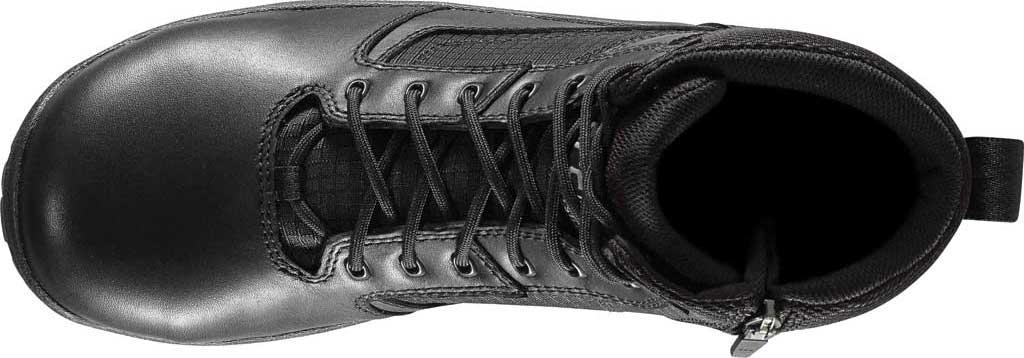 "Men's Danner Lookout Side-Zip NMT 5.5"" Work Boot, Black Leather, large, image 3"