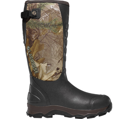 """Men's LaCrosse 16"""" 4xAlpha 7.0mm Boot, Realtree Xtra, large, image 1"""