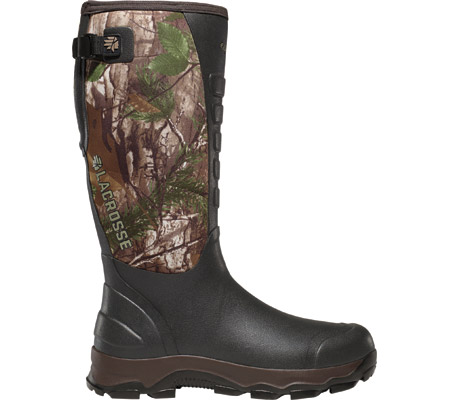 """Men's LaCrosse 16"""" 4xAlpha 3.5mm Boot, Realtree Xtra Green, large, image 1"""