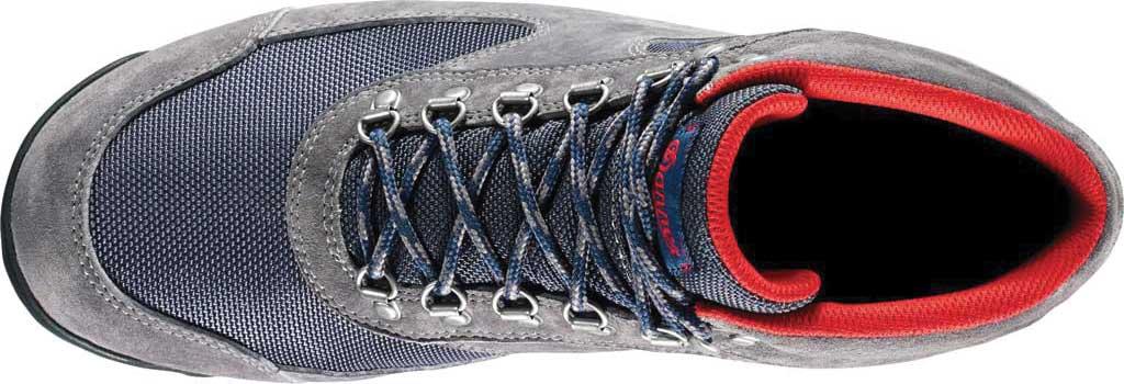 Men's Danner Jag Urban Hiking Boot, Steel Grey/Blue Wing Suede/Cordura, large, image 3