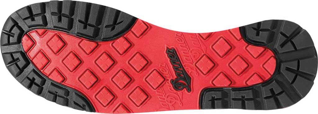 Men's Danner Jag Urban Hiking Boot, Steel Grey/Blue Wing Suede/Cordura, large, image 4