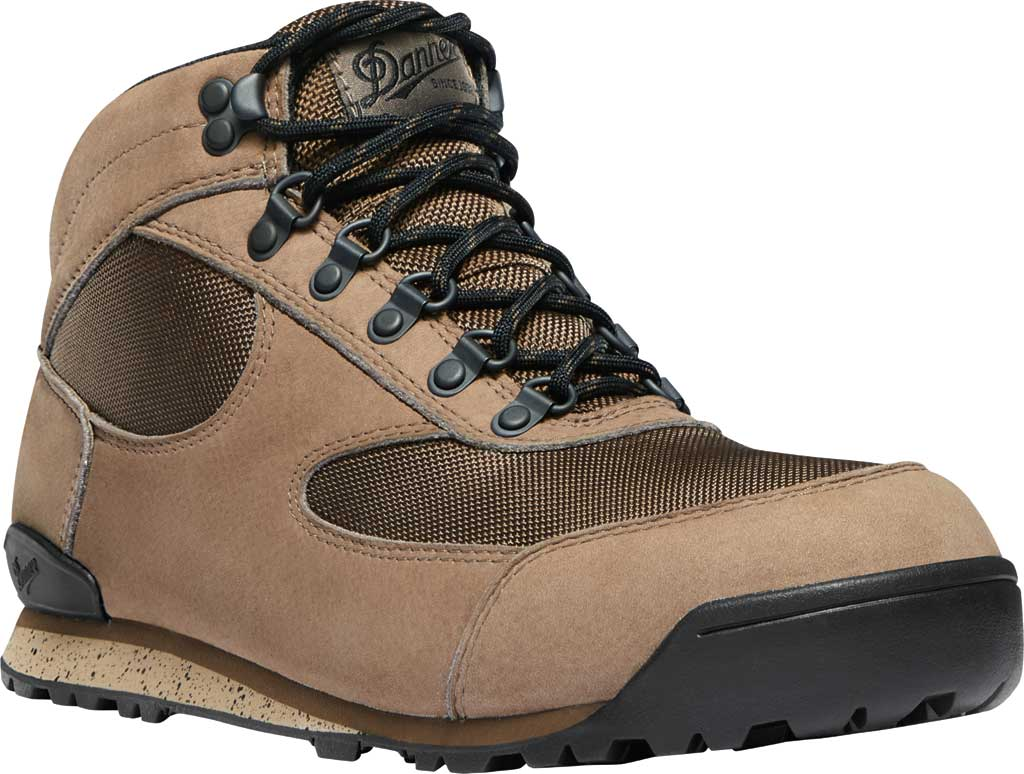 Men's Danner Jag Urban Hiking Boot, Sandy Taupe Suede/Nylon, large, image 1