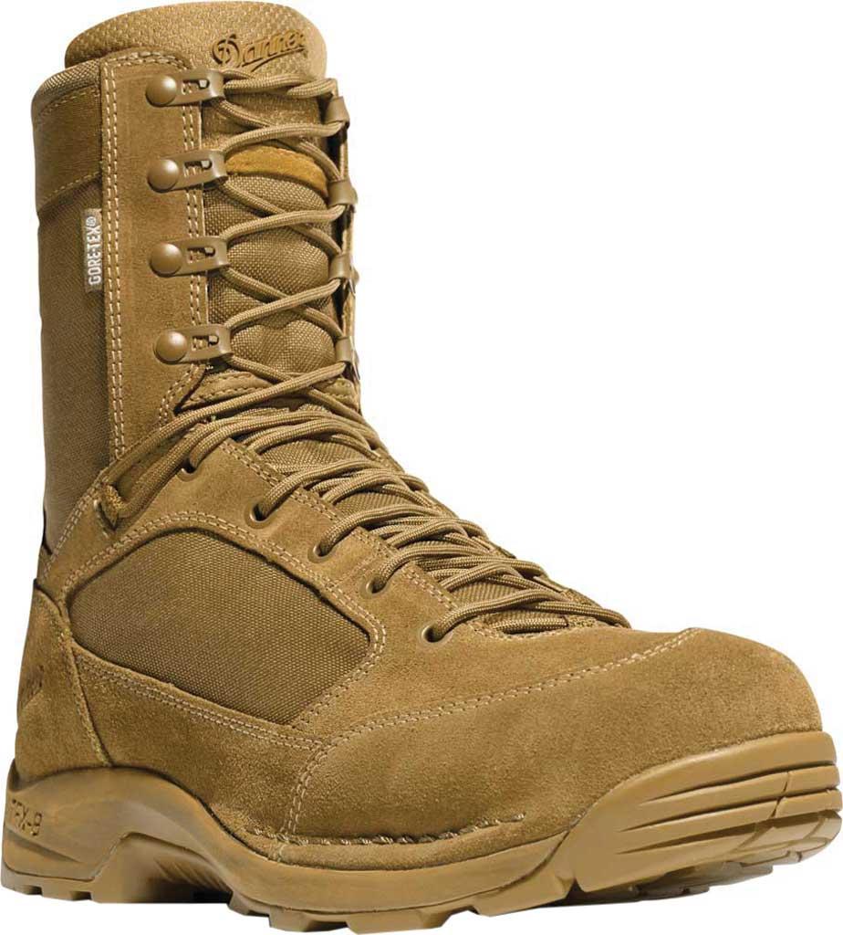 """Men's Danner Desert TFX G3 8"""" GTX Military Boot, Coyote Leather/Nylon, large, image 1"""