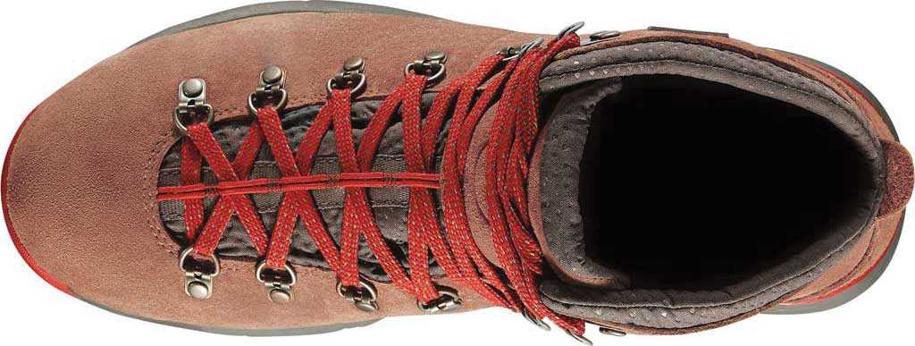 """Women's Danner Mountain 600 4.5"""" Hiking Boot, Brown/Red Suede, large, image 3"""