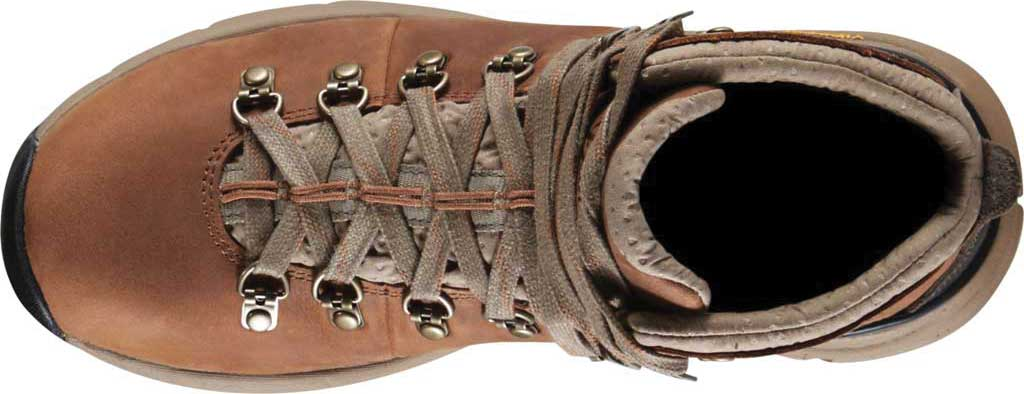 """Women's Danner Mountain 600 4.5"""" Hiking Boot, Rich Brown Full Grain Leather, large, image 4"""