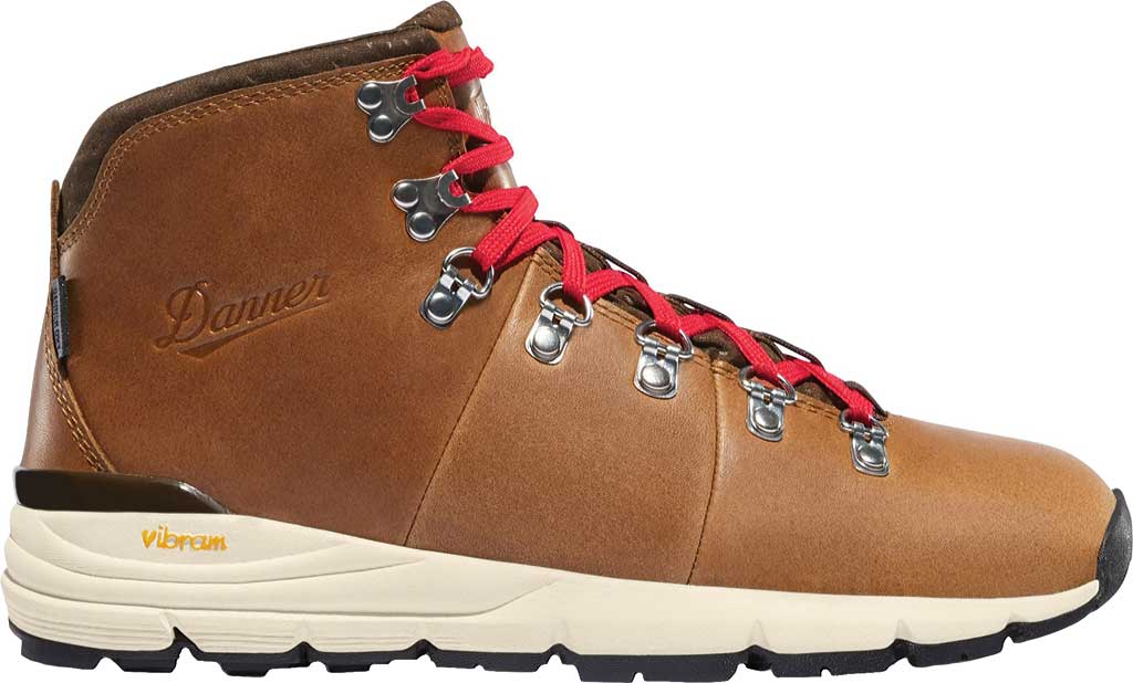 "Women's Danner Mountain 600 4.5"" Hiking Boot, Saddle Tan Full Grain Leather, large, image 2"