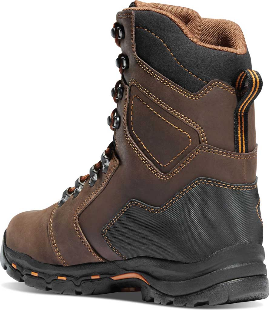 "Men's Danner Vicious 8"" GORE-TEX NMT Insulated Boot, Brown Leather, large, image 2"