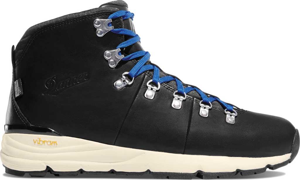 "Men's Danner Mountain 600 4.5"" Hiking Boot, Black Full Grain Leather, large, image 2"