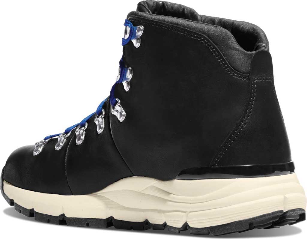 "Men's Danner Mountain 600 4.5"" Hiking Boot, Black Full Grain Leather, large, image 3"