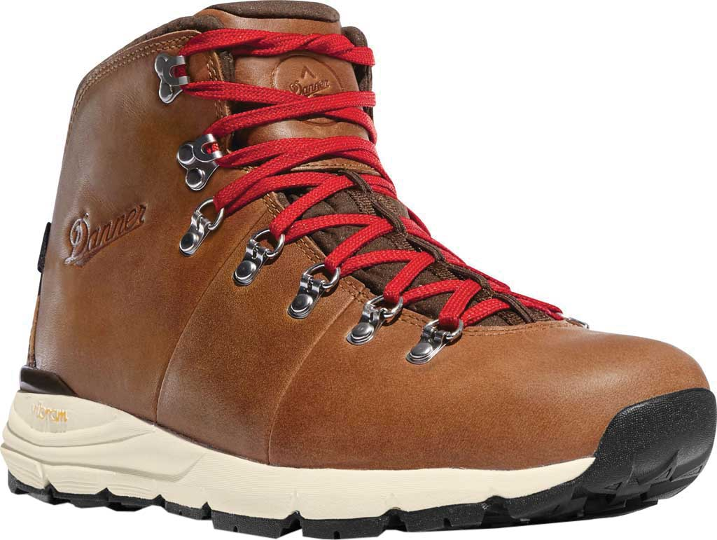 "Men's Danner Mountain 600 4.5"" Hiking Boot, Brown Full Grain Leather, large, image 1"
