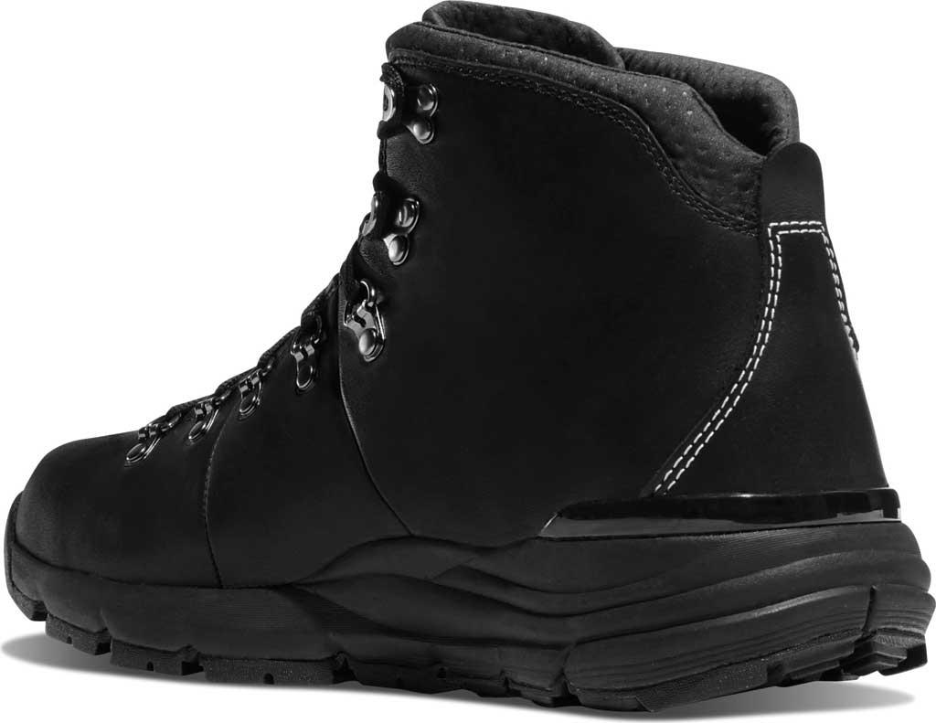 "Men's Danner Mountain 600 4.5"" Hiking Boot, Carbon Black Full Grain Leather, large, image 3"