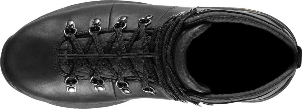 "Men's Danner Mountain 600 4.5"" Hiking Boot, Carbon Black Full Grain Leather, large, image 4"