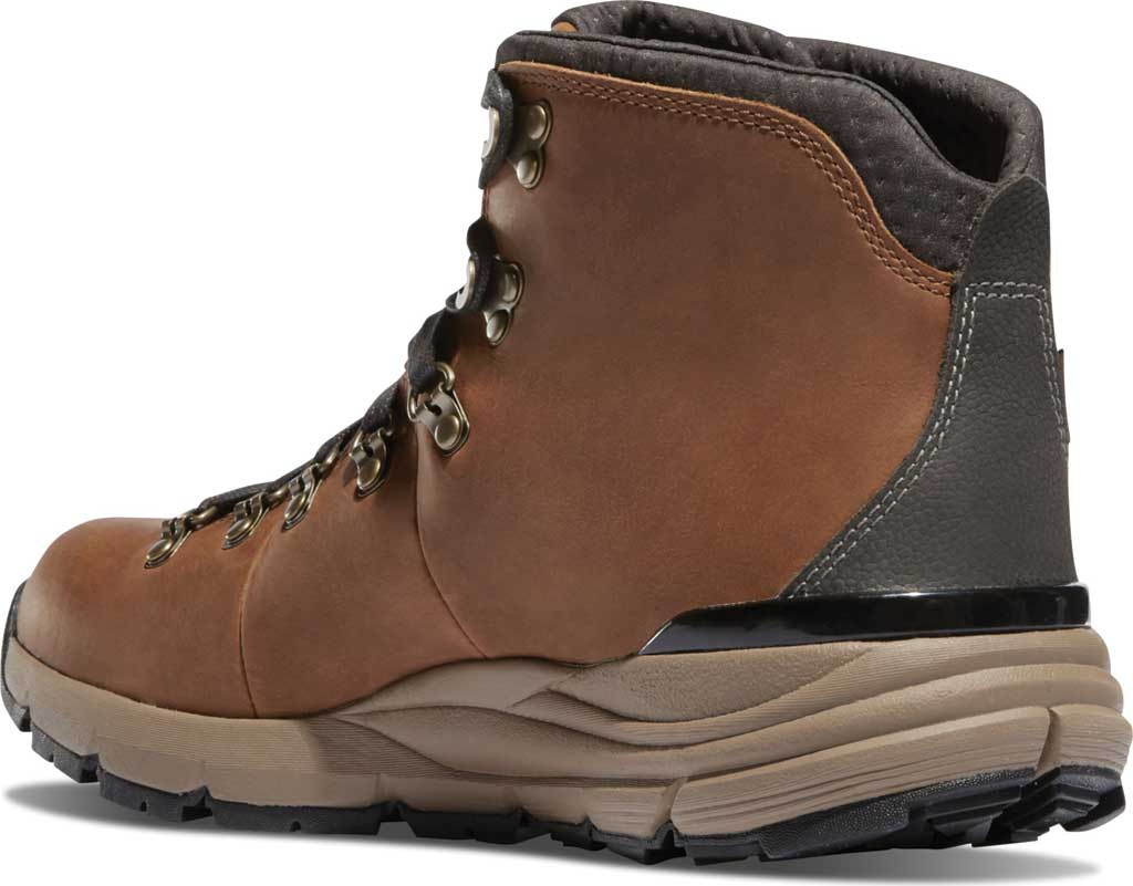 "Men's Danner Mountain 600 4.5"" Hiking Boot, Rich Brown Full Grain Leather, large, image 3"