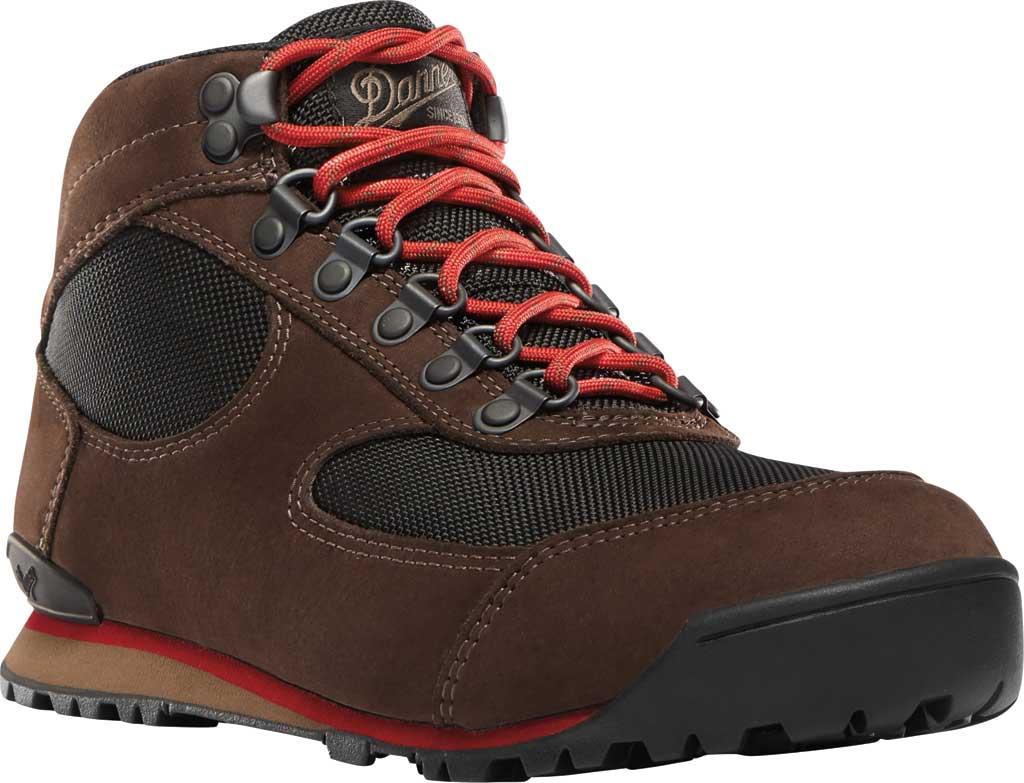 "Women's Danner Jag 4.5"" Hiking Boot, Java/Black Nubuck/Nylon, large, image 1"