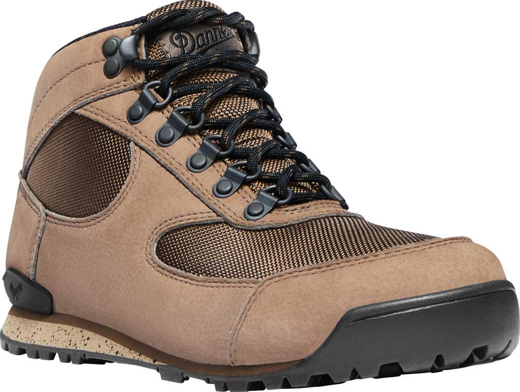 "Women's Danner Jag 4.5"" Hiking Boot, Sandy Taupe Nubuck/Nylon, large, image 1"